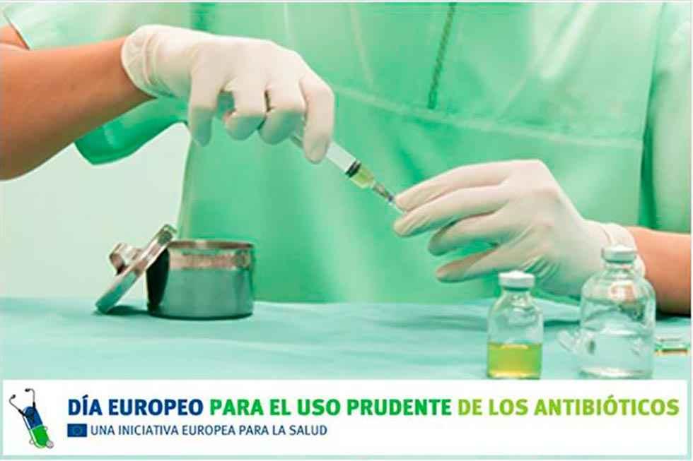 El consumo de antibióticos recupera la tendencia decreciente