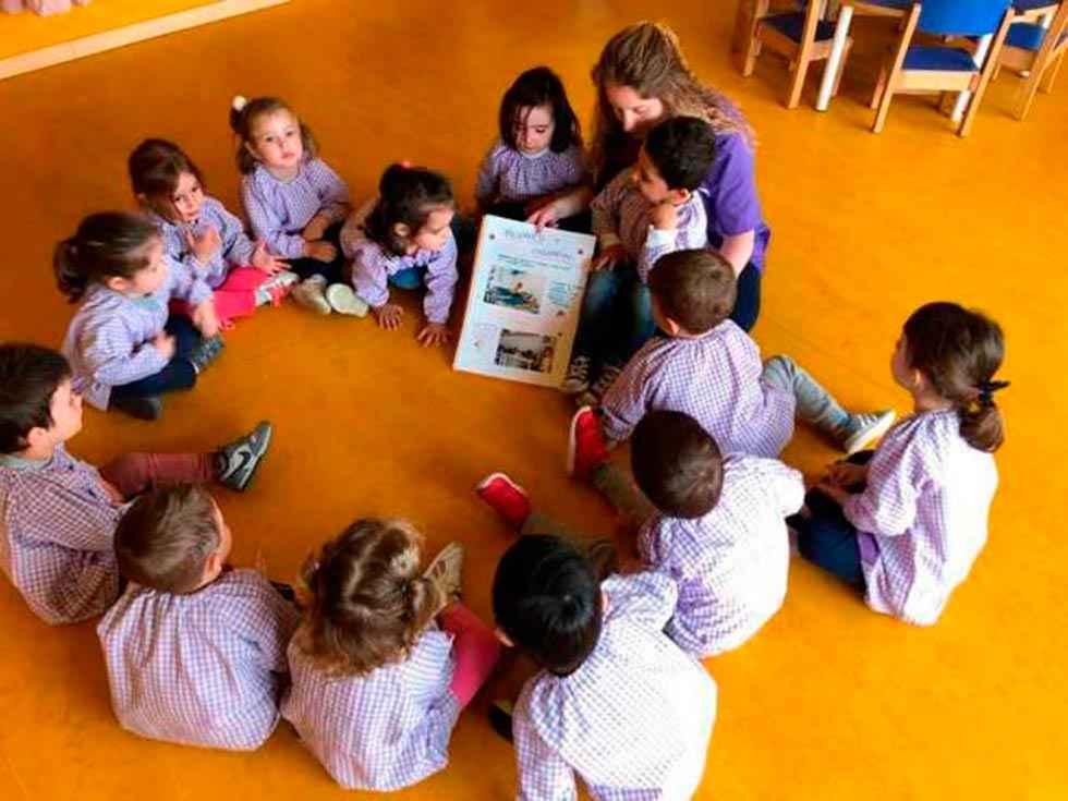 Ayudas para gastos de niños en centros infantiles