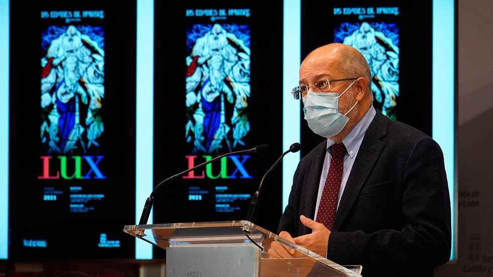 """Presentada la imagen promocional de """"Lux"""""""