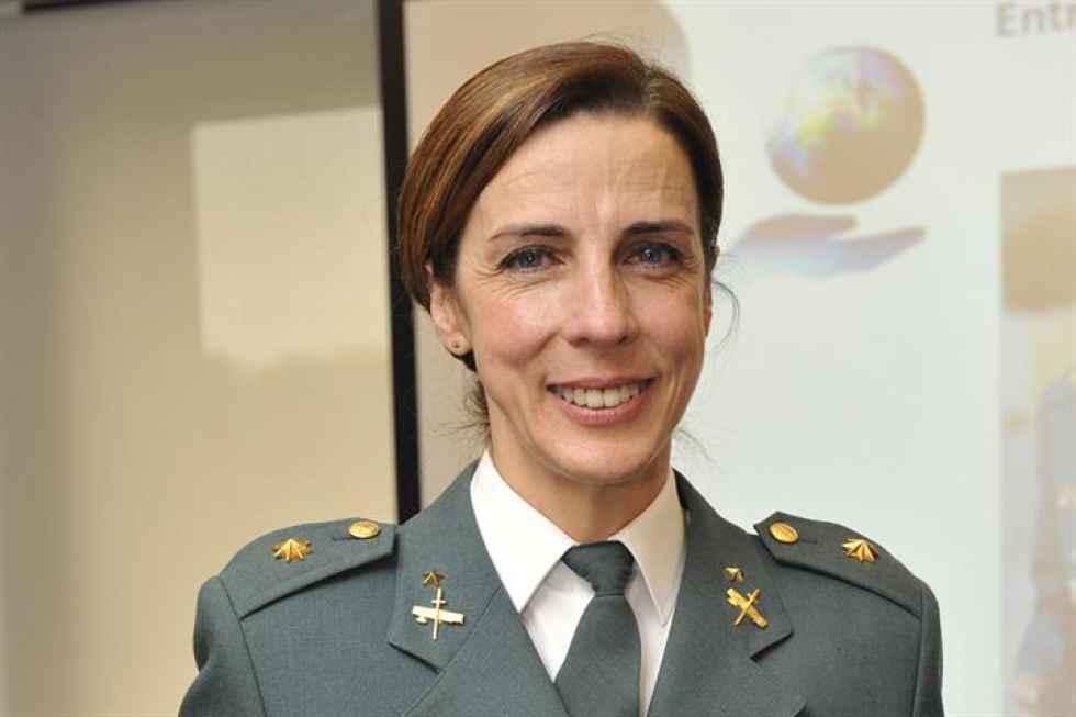 Primera mujer al frente de Comandancia de la Guardia Civil