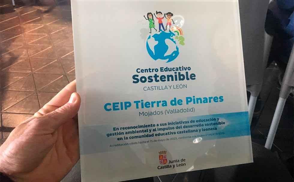 """Tercera edición del sello """"Centro Educativo Sostenible'"""""""