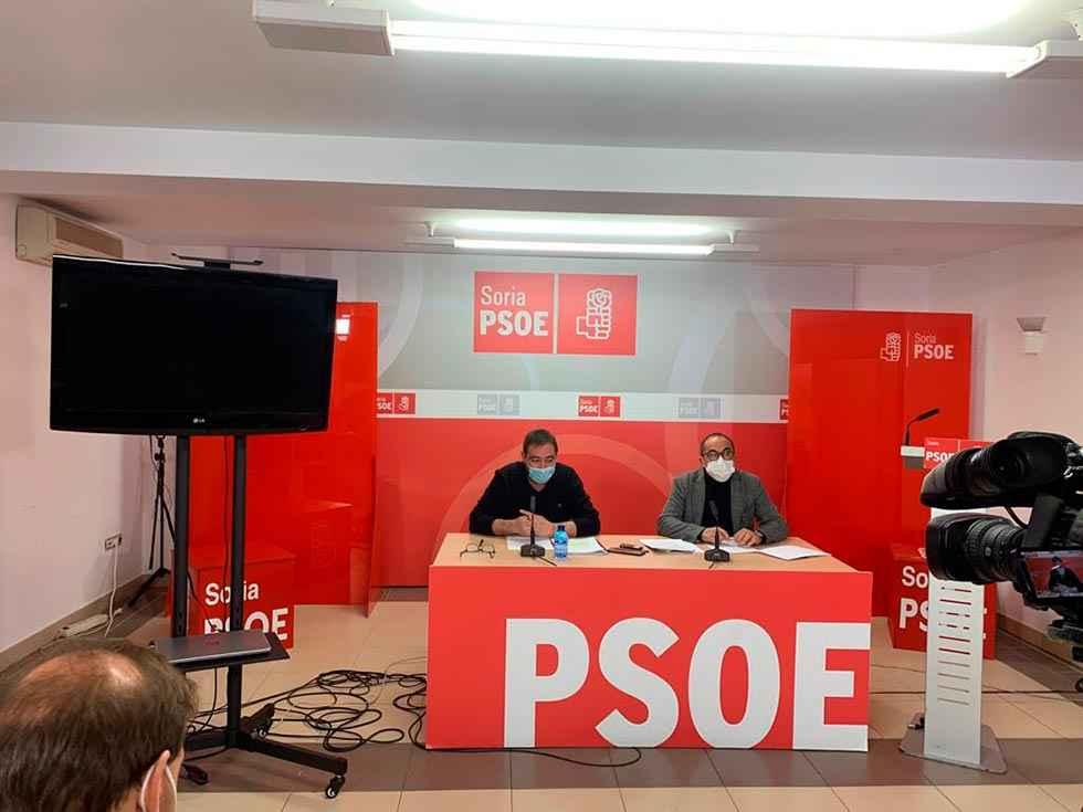 El PSOE pide comisión extraordinaria de Personal