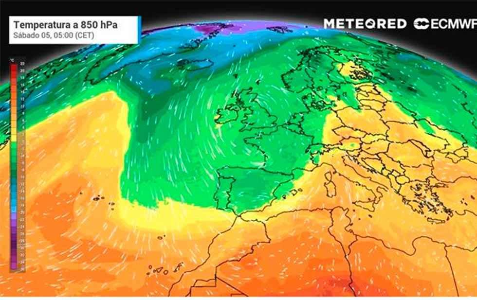 Diciembre: bajan las temperaturas y llegan las lluvías