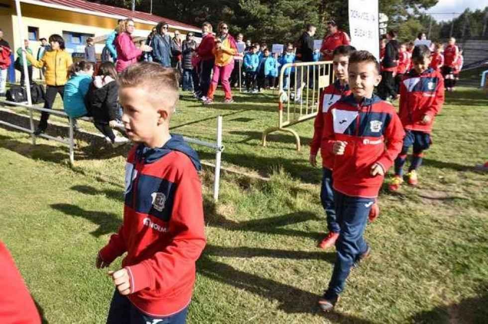 San Leonardo convoca ayudas para actividades deportivas