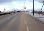 Fallece motorista en carretera de Arroyo de la Encomienda