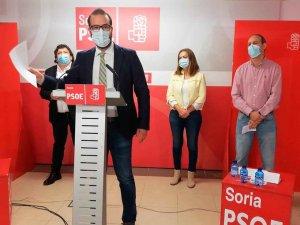 El PSOE urge ayudas para hostelería, comercio y turismo