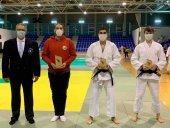 Tres medallas en el Campeonato Autonómico Senior