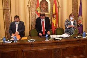 La reorganización sanitaria, a debate en la Diputación