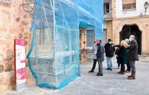 La Junta restaura el palacio de los Ríos y Salcedo