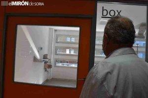Brote en hospital Santa Bárbara, con nueve pacientes afectados