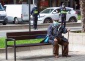 Denunciadas 460 personas por no llevar mascarilla