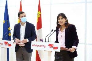 """El PSOE anuncia un """"severo cambio de rumbo"""""""