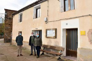 Cinco viviendas recuperadas para su alquiler social
