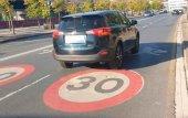 El Gobierno rebaja la velocidad de vehículos en las ciudades