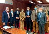 Heredia pide proyecto sobre vejez saludable en el entorno rural