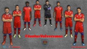 El Lorca Deportiva, rival del Numancia en la Copa