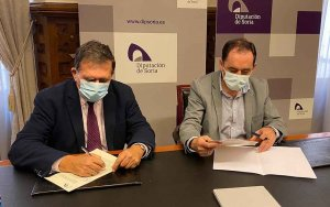 Diputación apoya labor social de colegio Santa Isabel