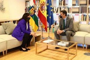 Sánchez anuncia plan de vacunación en 2021