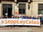 Más Plurales comienza movilizaciones contra ley Celaá