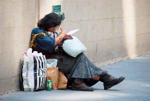 33.000 personas viven en la calle