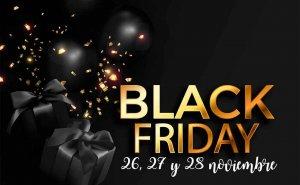 Black Friday: más de 40 propuestas comerciales