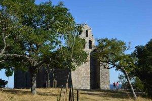 El Royo: visita a la ermita de la Virgen del Castillo - fotos