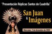 Exposición de las réplicas de los Santos de las Cuadrillas