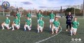 Las colegiales golean en regreso a Liga Gonalpi
