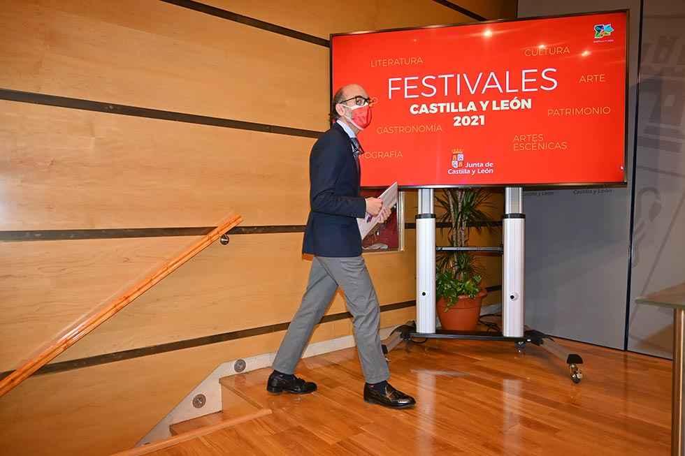 La Junta presenta su calendario de Festivales para 2021
