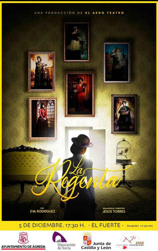 """""""La Regenta"""" se representa en Ágreda"""