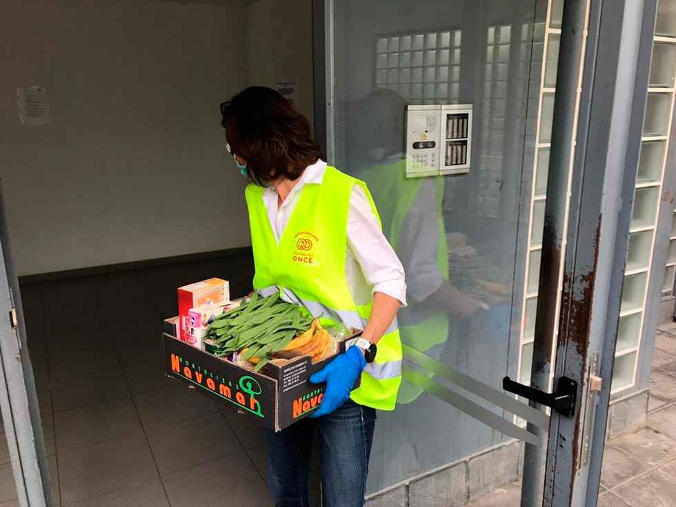 ONCE reconoce a sus más de 4.000 voluntarios