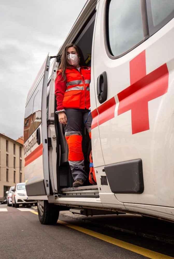 Un millar de personas, en voluntariado de Cruz Roja