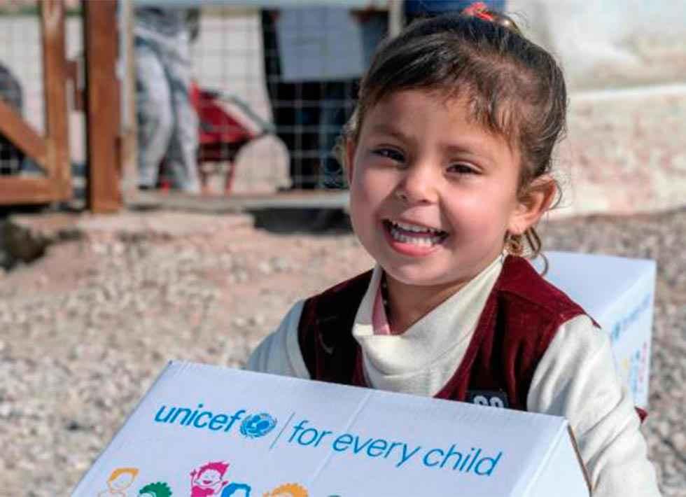 El mayor llamamiento de emergencia de UNICEF