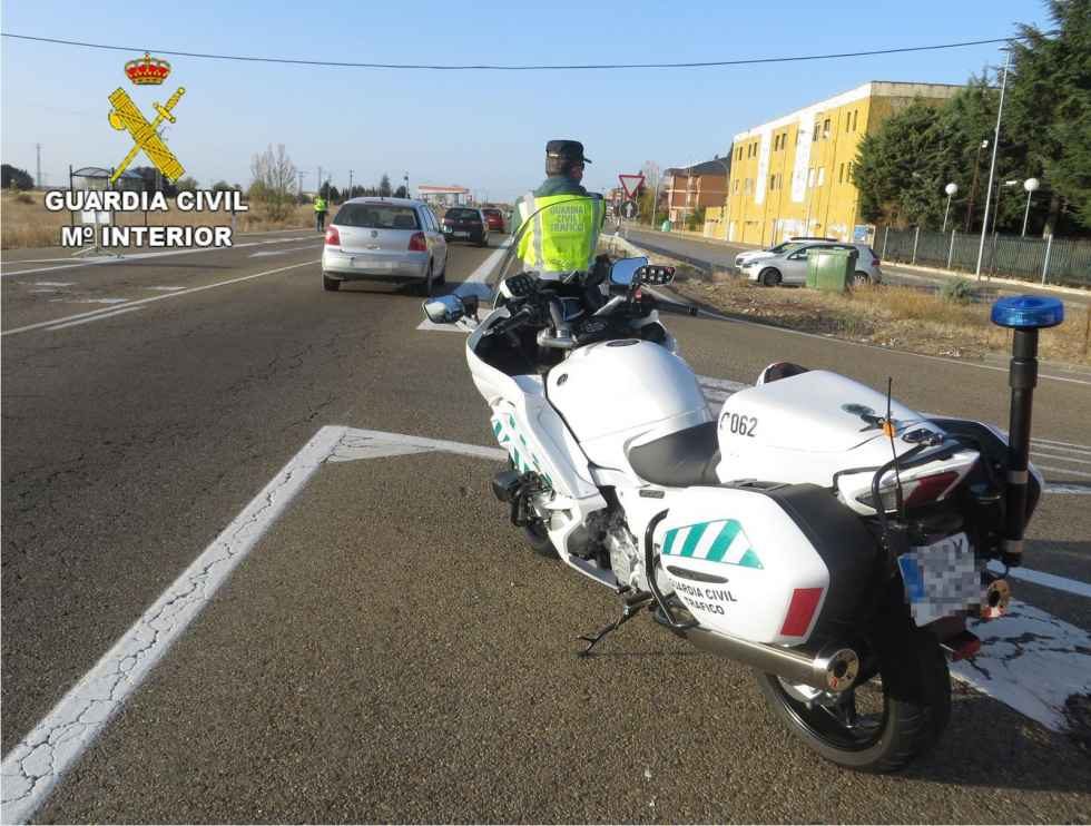 Accidente mortal por salida de vía en León