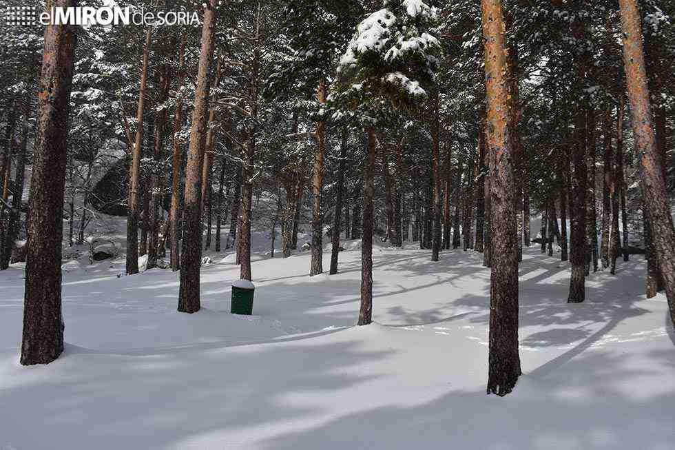 ¿Por qué hará más frío en Soria que en Varsovia?