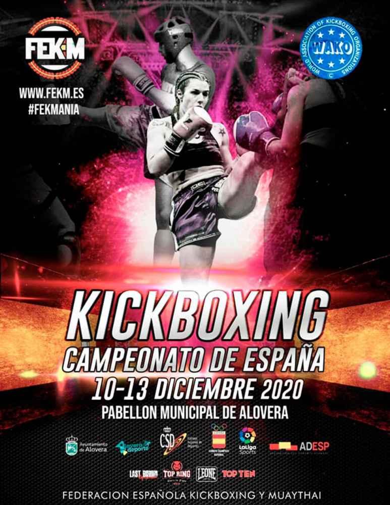 Gabriel Hernández, a revalidar título nacional de kick-light