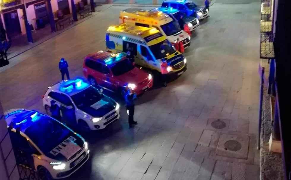 Nueva agrupación de voluntarios de Protección Civil