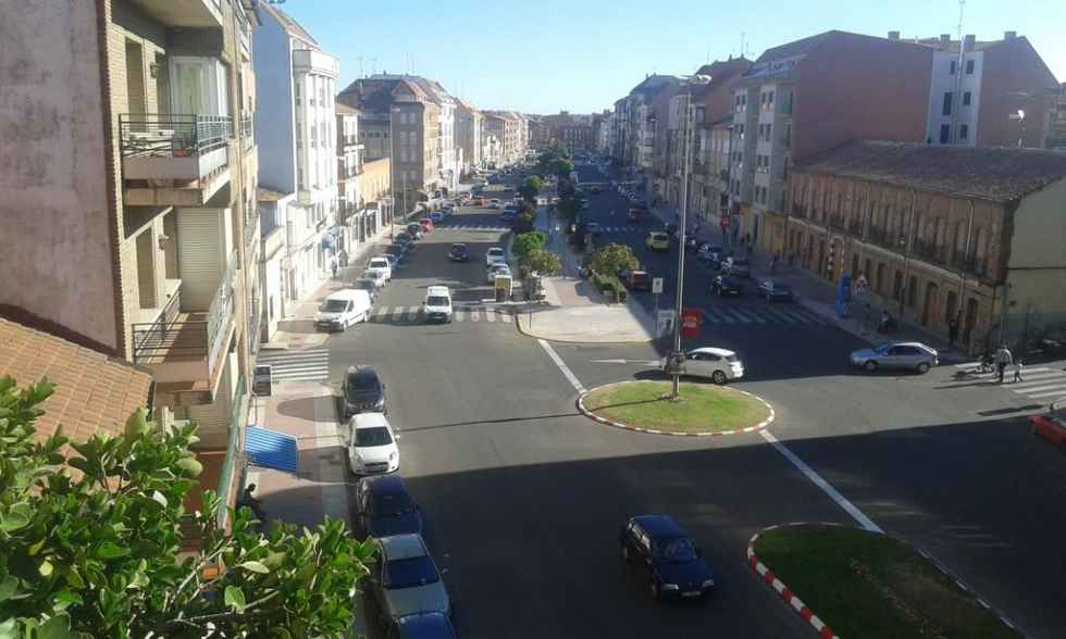 Fallece atropellado un niño en Benavente