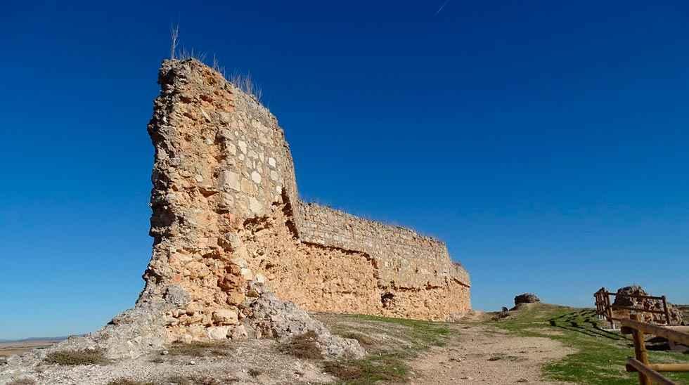 Cinco castillos que conoció El Cid