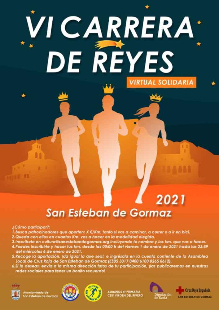 VI Carrera de Reyes de San Esteban de Gormaz
