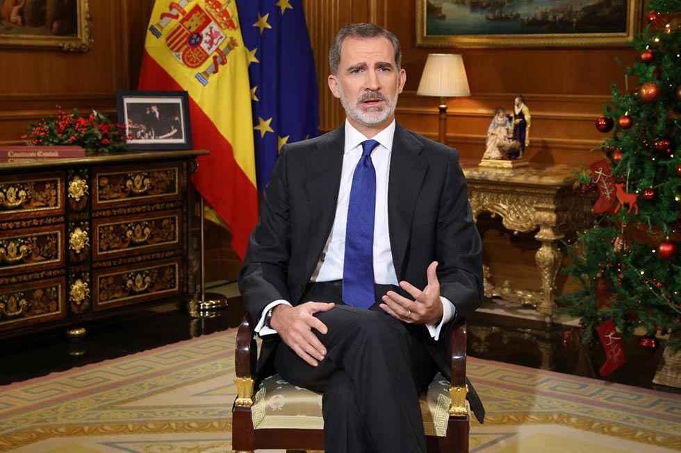 """Felipe VI: """"los principios éticos nos obligan a todos"""""""