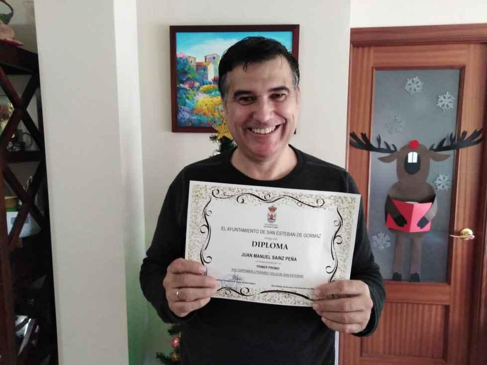 "Premios del XXV Certamen Literario ""Villa de San Esteban"""