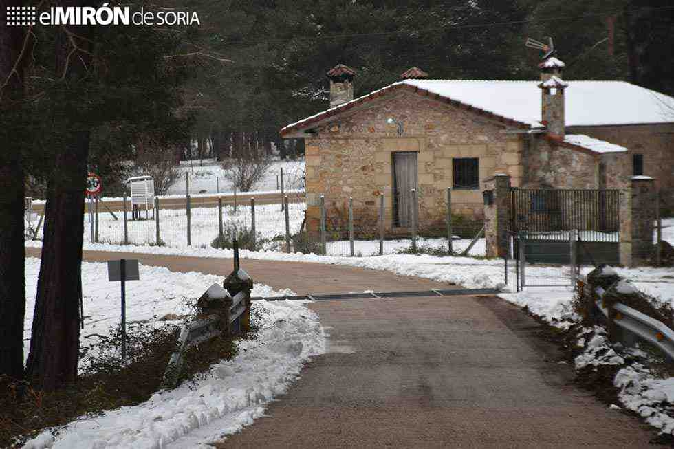Avisos por nieve en Burgos, Soria y Segovia
