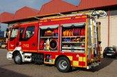 Lista de admitidos a bolsa de bombero-conductor