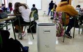 Moción para instalar filtros HEPA en los colegios