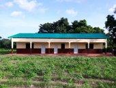 Proyecto educativo de Tierra Sin Males en África