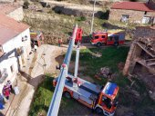 Nuevo incendio en vivienda de Valderromán