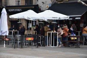 Soria: terrazas bajo cero - fotos