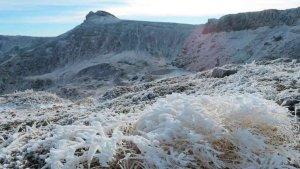 Primeras nevadas en Urbión