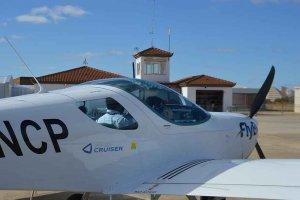 El aeródromo de Garray despega con el A.T.I. - fotos